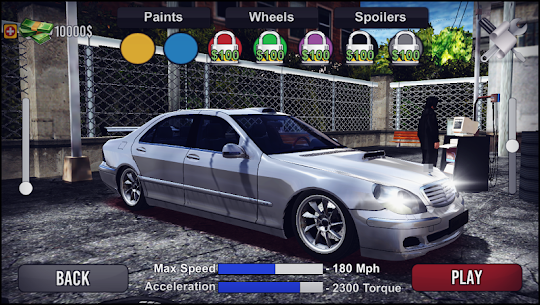 S600 Drift & Driving Simulator 4.1 MOD for Android 2