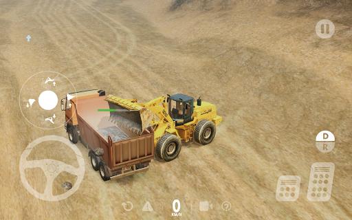 Heavy Machines & Mining Simulator screenshots 12