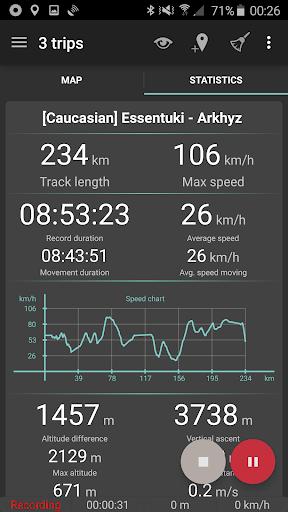 Geo Tracker - GPS tracker 4.0.2.1750 Screenshots 2