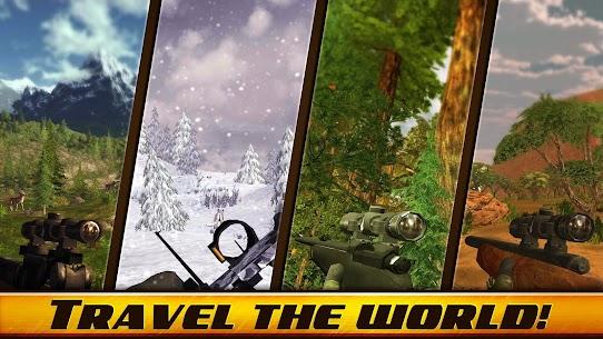 Wild Hunt:Sport Hunting Games 1.443 MOD APK [WEAPONS UNLOCKED] 2