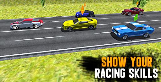 Traffic Car Racing: Highway Driving Simulator  screenshots 1