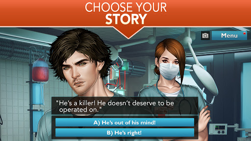 Is It Love? Blue Swan Hospital - Choose your story 1.3.343 de.gamequotes.net 3