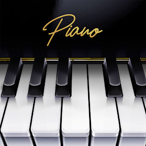 Piano music games to play learn songs for free 1.14.00 by MWM Free music and audio apps for Android logo