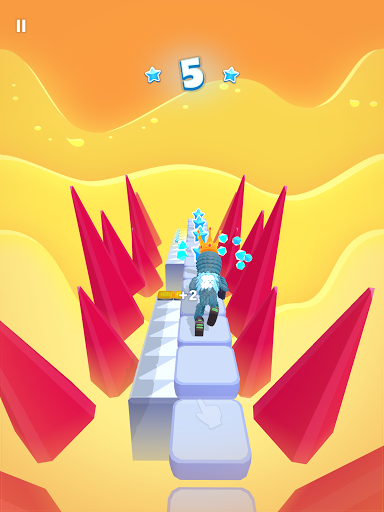 Pixel Rush - Epic Obstacle Course Game screenshots 12