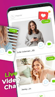 Cheeky: Anonymous Live Video Chat with Strangers