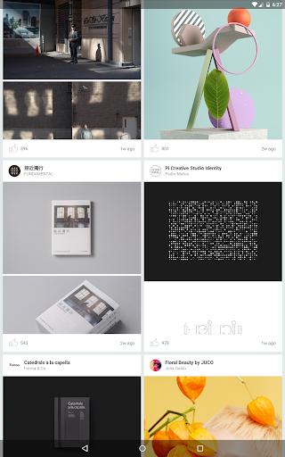 Behance: Photography, Graphic Design, Illustration 6.5.4 Screenshots 2