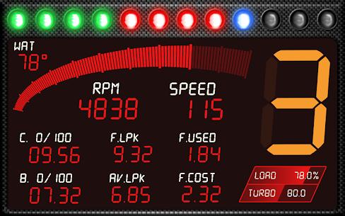 RacingMeter for Torque Pro APK 1