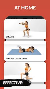 Butt & Leg Workouts - 30 Day Buttocks Workout 1.0.8 Screenshots 4