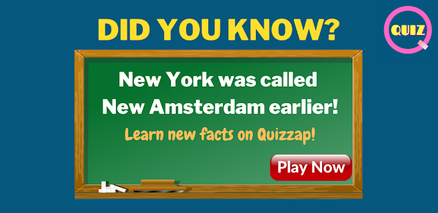 Quizzap: Quiz Games, Trivia, Questions & Answers 1.0 APK + Mod (Free purchase) for Android