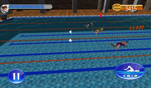 Swimming Race 3D screenshots 13