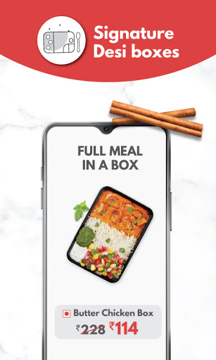 BOX8 - Order Food Online | Food Delivery App android2mod screenshots 4