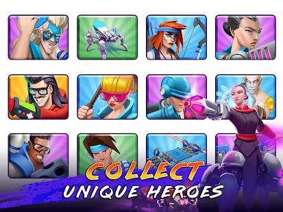 Rumble Heroes™ Screenshot