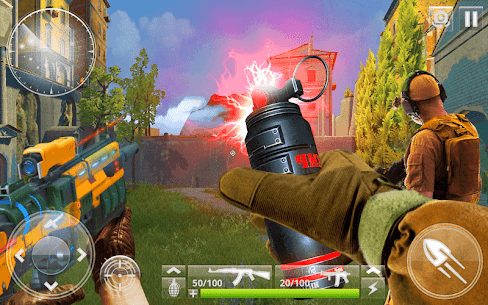 Cover Survival Encounter Strike Shooting Game Game Hack & Cheats 3