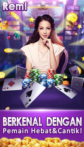 remi joker poker capsa susun Domino qq gaple pulsa 1.4.4 Screenshots 7