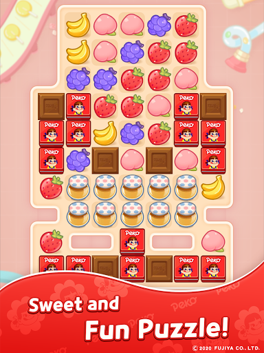 PEKO POP : Match 3 Puzzle 1.2.12 screenshots 10