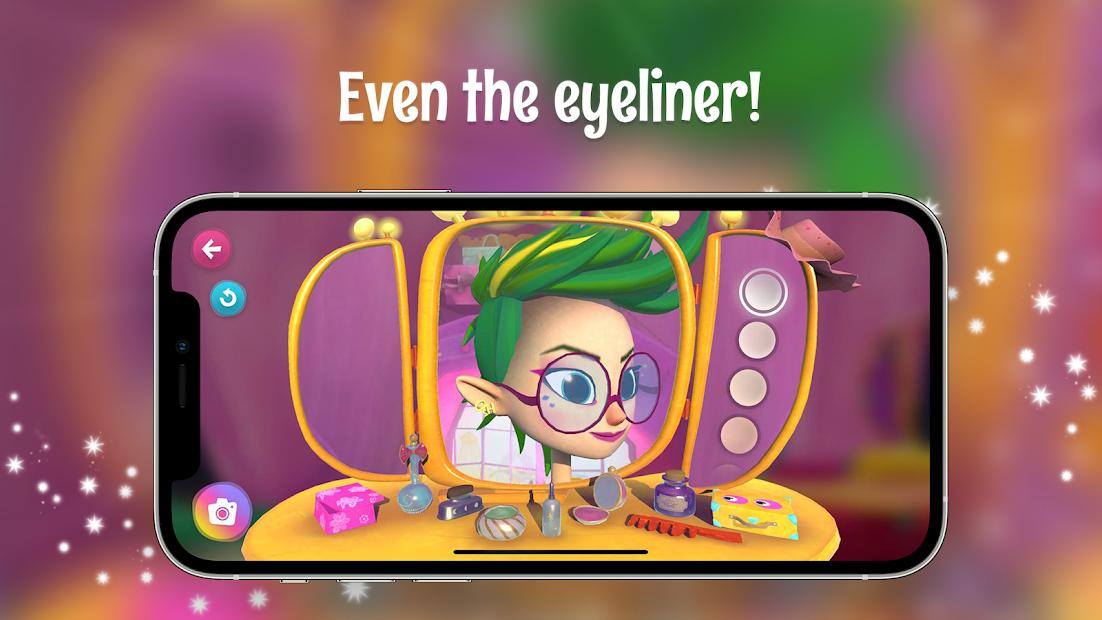 FairyTeens. Beauty Salon screenshot 5