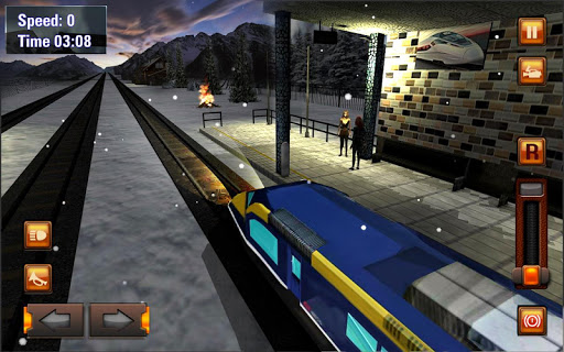 Train Games Simulator : Indian Train Driving Games 4.5 Screenshots 15