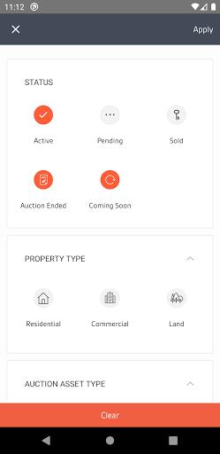 Xome Auctions apktram screenshots 5