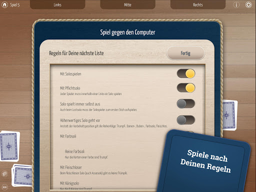 Doppelkopf 3.1.6 screenshots 20