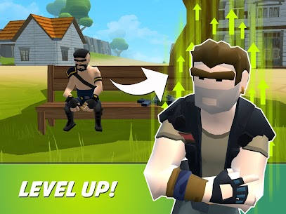 Rocket Royale 2.1.7 MOD APK [INFINITE MONEY] 4