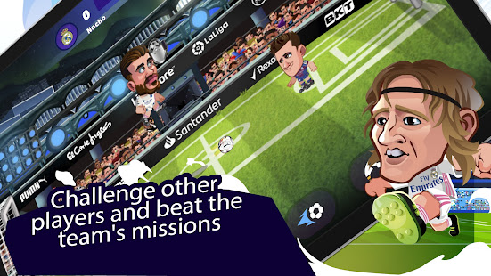 Head Football LaLiga 2021 - Skills Soccer Games screenshots 4