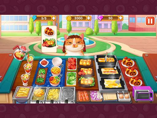 Breakfast Story: chef restaurant cooking games apkslow screenshots 17