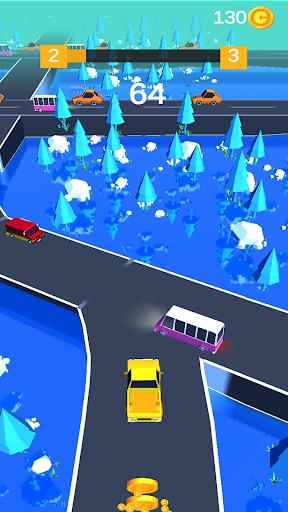 Highway Cross 3D - Traffic Jam Free game 2020 0.2 screenshots 1