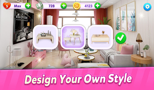 Home Design: House Decor Makeover apkpoly screenshots 13