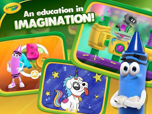 Crayola Create & Play: Coloring & Learning Games  screenshots 13