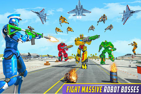 Download Robot Fps Shooting Games: Counter Terrorist Strike For PC Windows and Mac apk screenshot 2