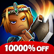 TinyLegends™ Crazy Knight - Androidアプリ