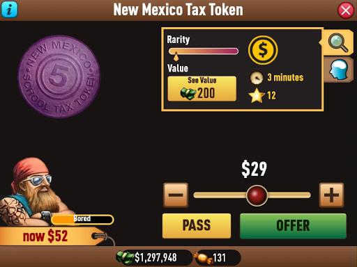 Télécharger Gratuit Pawn Stars: The Game apk mod screenshots 4