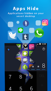 Calculator Lock – App Hider & Photo Vault – HideX 1