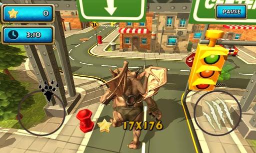 Monster Simulator Trigger City  screenshots 4