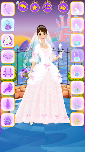 Wedding Dress Up - Bride makeover  screenshots 3