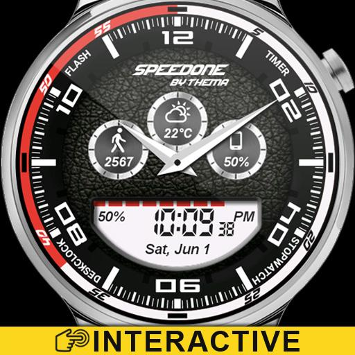 Speed One Watch Face Icon