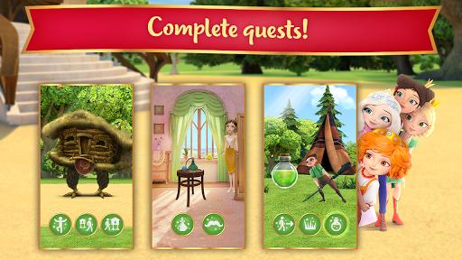 Little Tiaras: Magical Tales! Good Games for Girls 1.1.1 Screenshots 3