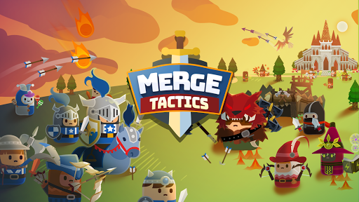 Merge Tactics: Kingdom Defense apkpoly screenshots 14