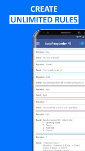 AutoResponder for FB Messenger – Auto Reply Bot 3