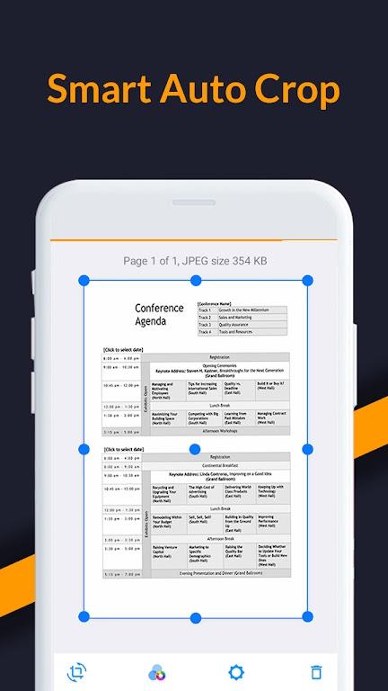 SoftScanner - Document Scanner & PDF Scanner App  poster 4