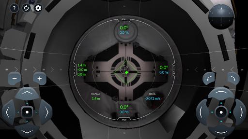 Space X Dragon To ISS Docking Simulator  screenshots 4
