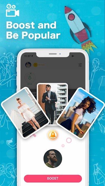 LiveStory - Free Dating App, Hookup Live Stream screenshot 13