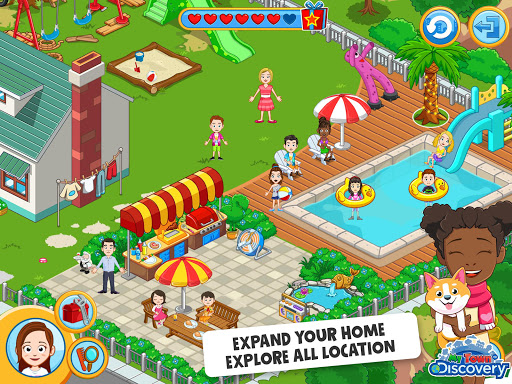 My Town : Discovery Pretend Play  screenshots 16