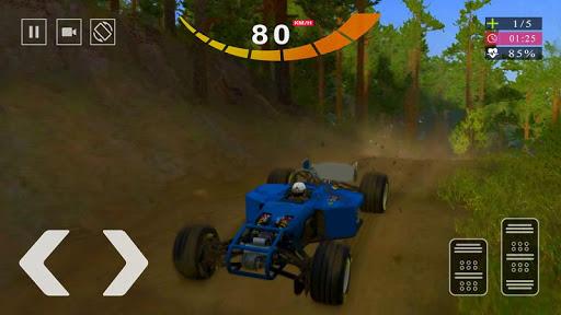 Formula Car Simulator 2020 - Offroad Racing Car  Screenshots 3