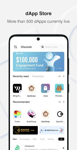 ONTO - Decentralized Cross-chain Crypto Wallet apktram screenshots 3