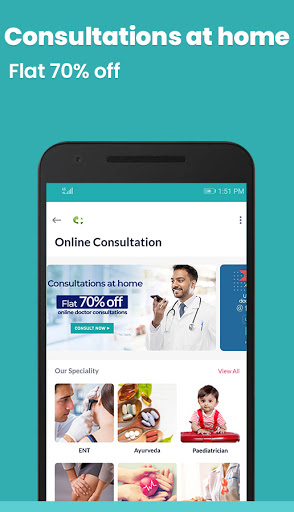 Netmeds - Indiau2019s Trusted Online Pharmacy App android2mod screenshots 3