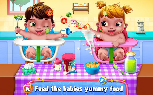 Babysitter First Day Mania - Baby Care Crazy Time 1.1.0 screenshots 1