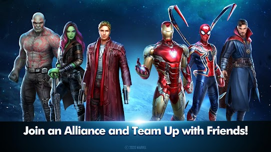 Marvel Future Fight MOD Apk [Unlimited Gold/Crystals/Money] For Android 5