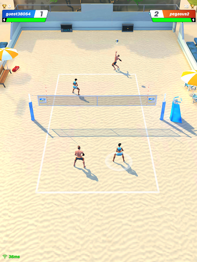 Volley Clash: Free online sports game 1.1.0 screenshots 5