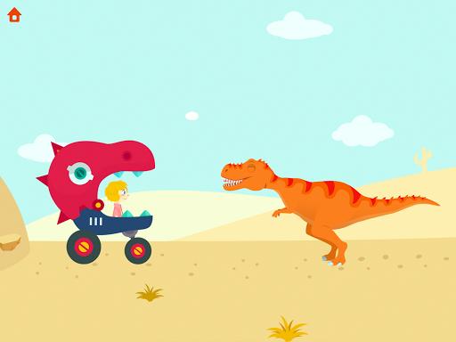 Jurassic Dig - Dinosaur Games for kids apkmr screenshots 8
